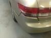 Left rear bumper cover