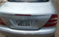 2005 Mercedes CLK320