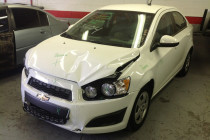 2013 Chevy Sonic before