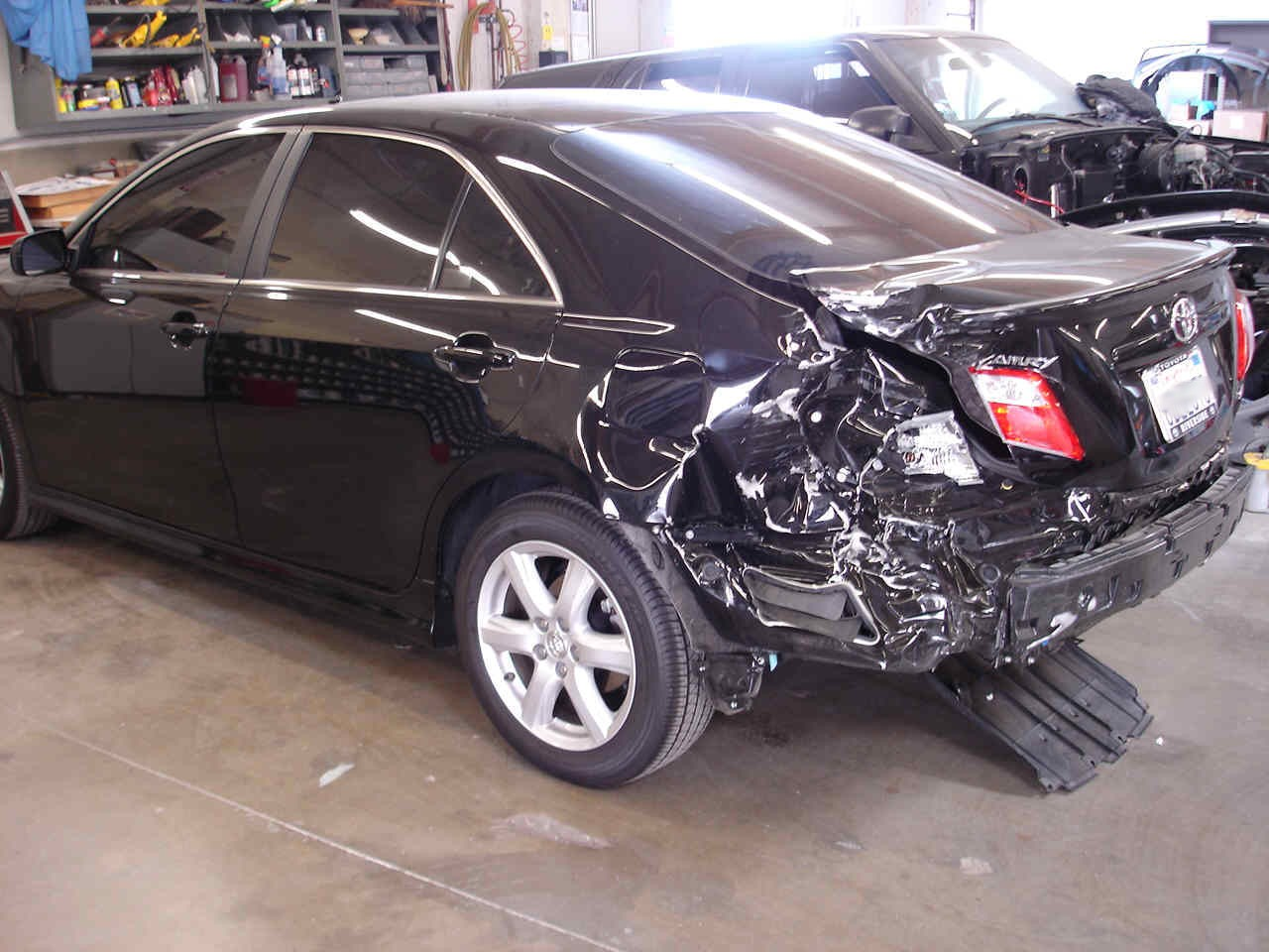 auto accident restore articles